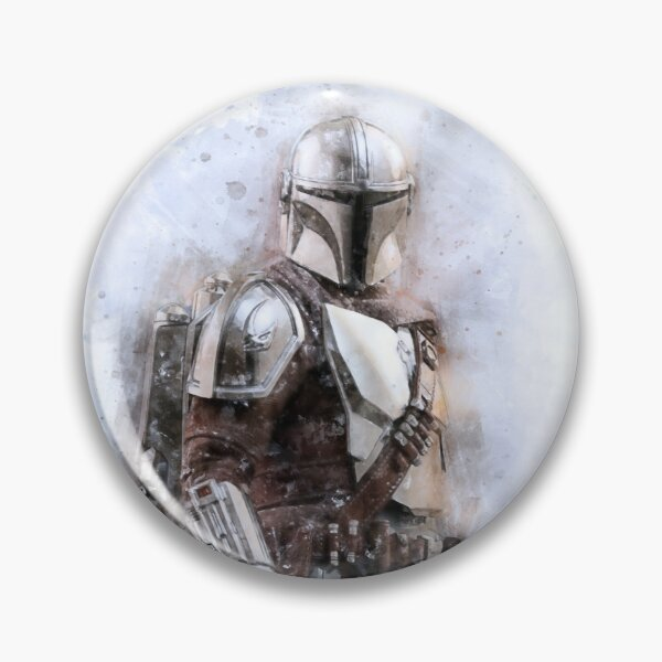 New Mando Pin