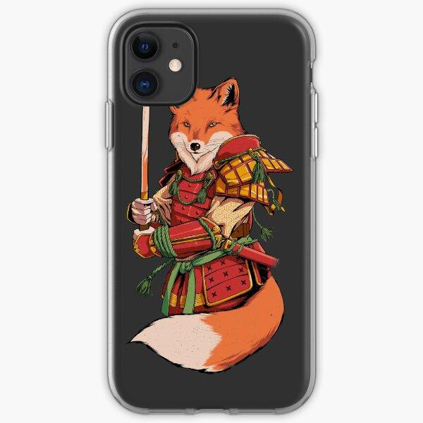 Foxmurai iPhone Soft Case