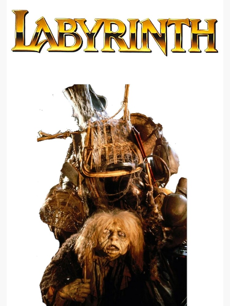 Labyrinth Junk Lady Quotes