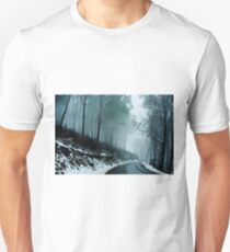 0233  Into a cold dark place   [e] Unisex T-Shirt