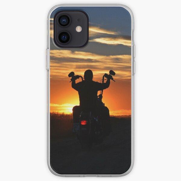 Sunset Rider Coque souple iPhone