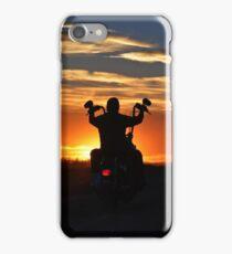 Sunset Rider iPhone Case/Skin