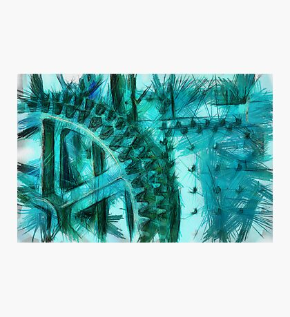 COGS Photographic Print
