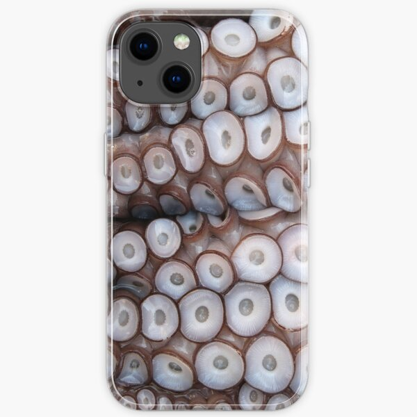 Octopus Tentacles iPhone Case iPhone Soft Case