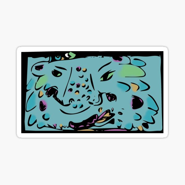 Gentil Dragon Sticker