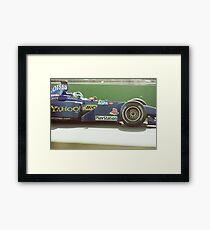 Melbourne GP 2000 Framed Print