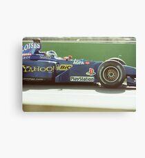 Melbourne GP 2000 Canvas Print