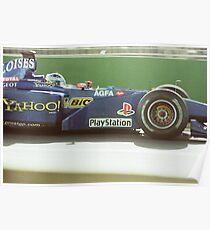 Melbourne GP 2000 Poster