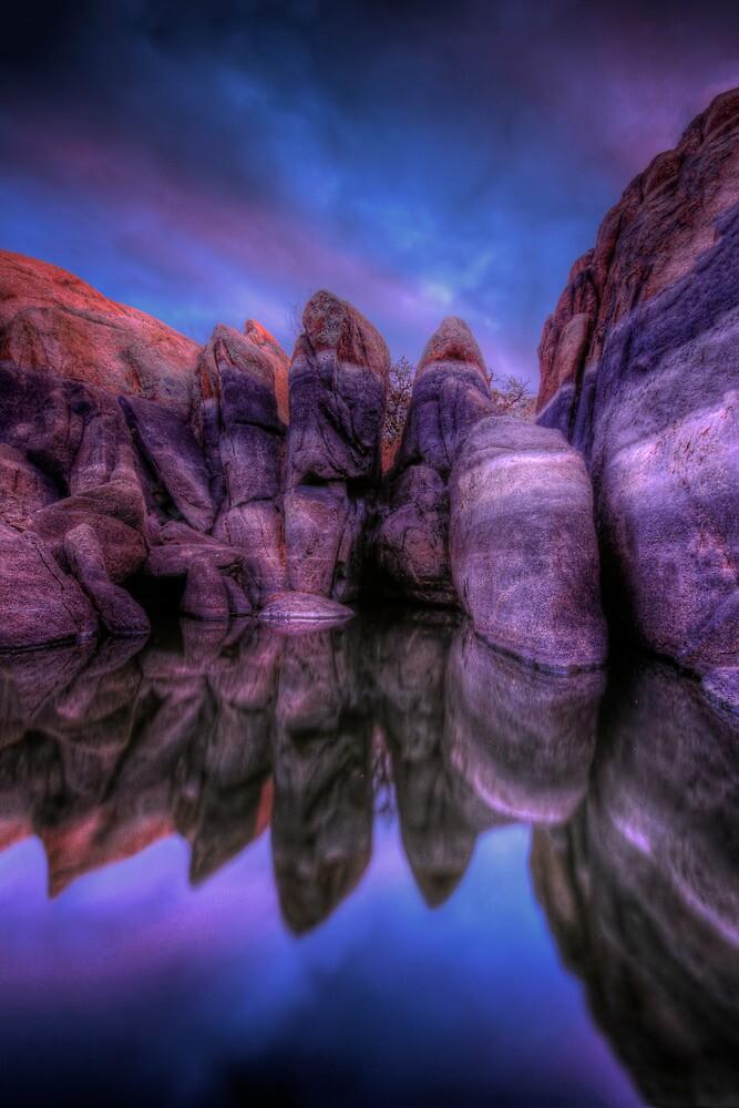 Twilight Sneak by Bob Larson