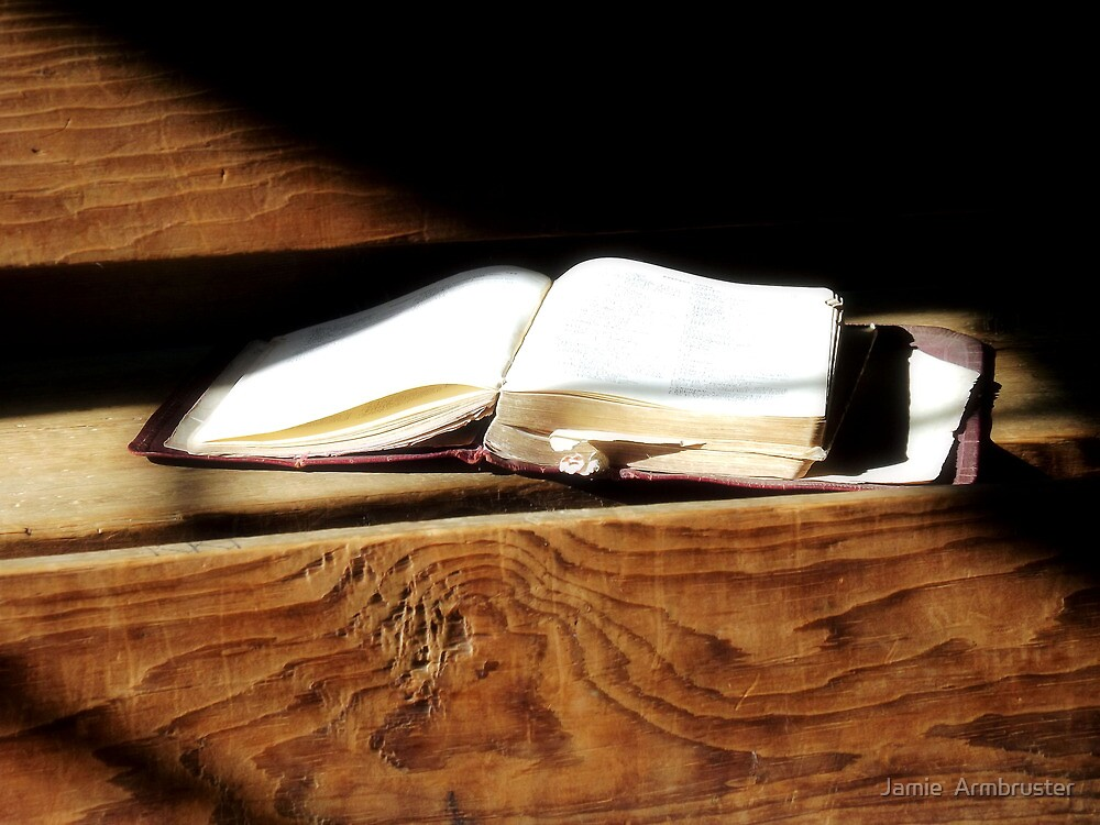 HIS Word by Jamie  Armbruster
