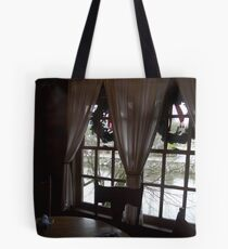 Pancakes at the old mill Tote Bag