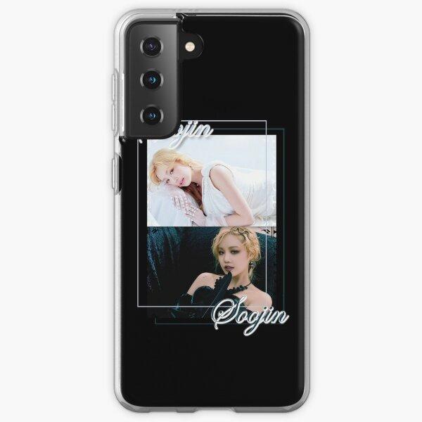 GIDLE - Soojin Samsung Galaxy Soft Case