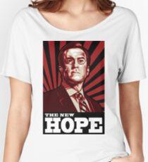 The New Hope - Stephen Colbert for President 2012 Women's Relaxed Fit T-Shirt
