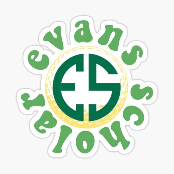 evans scholar Sticker