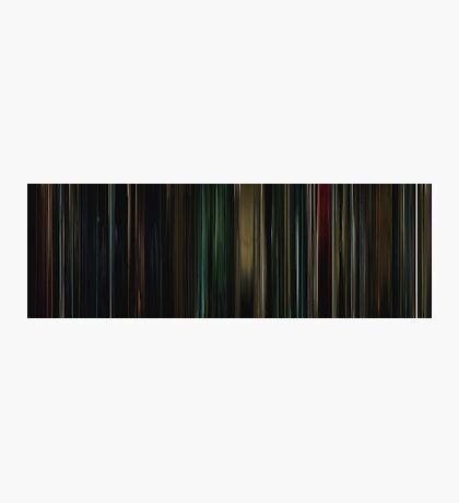 Moviebarcode: Buried (2010) Photographic Print