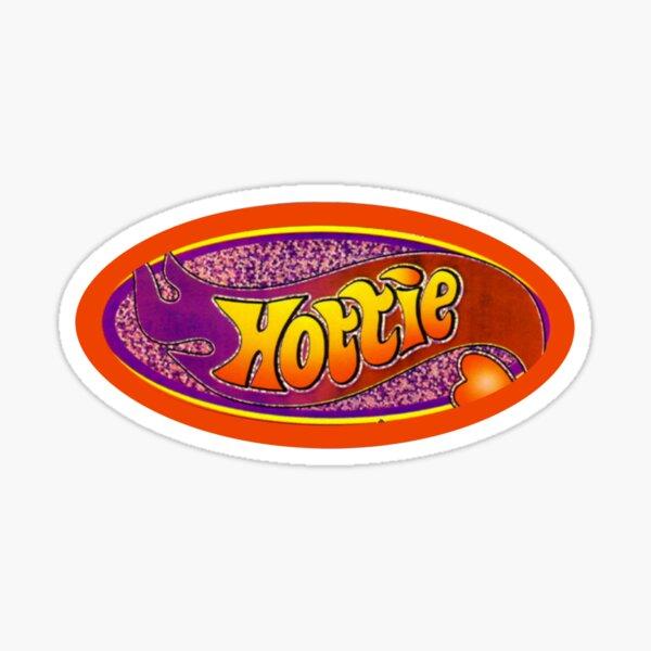 hottie Sticker