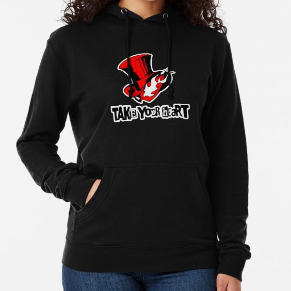 P5 Take your Heart Lightweight Hoodie