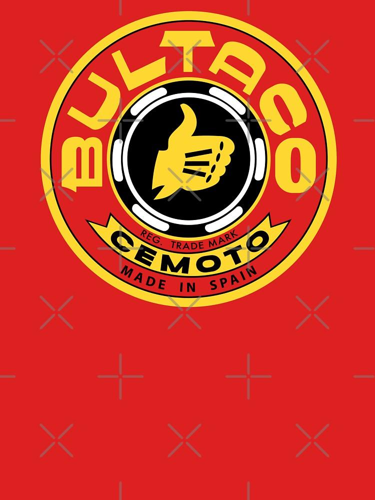 Bultaco Cemoto GELB von royalfixxx