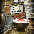 Trinity Buoy Wharf by Lea Valley Photographic