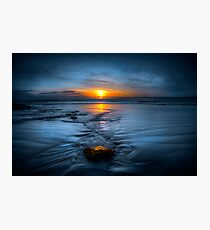 Spine Wave Photographic Print