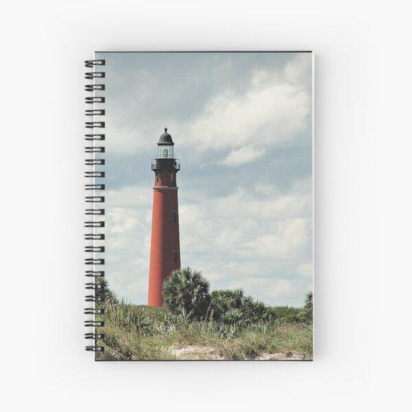 Ponce de Leon Inlet Lighthouse Spiral Notebook
