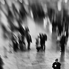 Lost in the crowds by Ulla Jensen