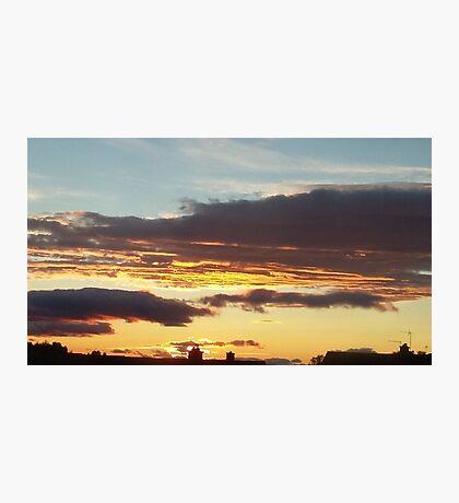 Cloudscape - 20150903 Photographic Print