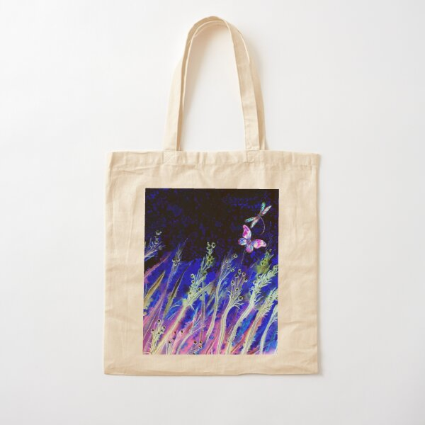 New Beginnings Cotton Tote Bag