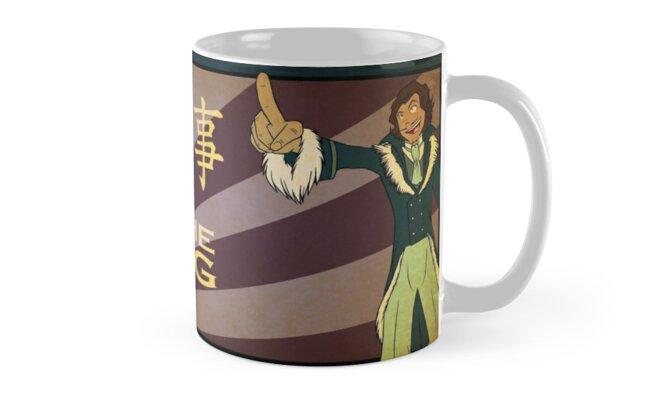 Do The Thing Classic Mugs
