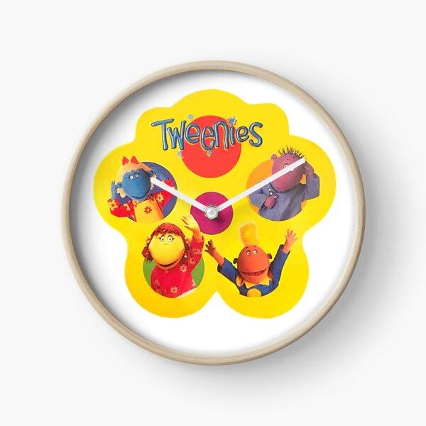 Tweenies clock group painting  Clock