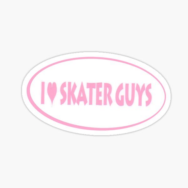 skaterz  Sticker