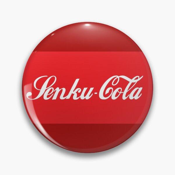 Senku Cola Pin