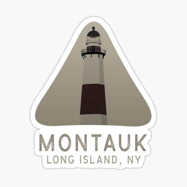 Montauk, Long Island, NY Sticker