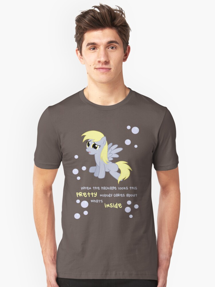 MLP - Pretty Package Baby Derpy by AmyJSmylie
