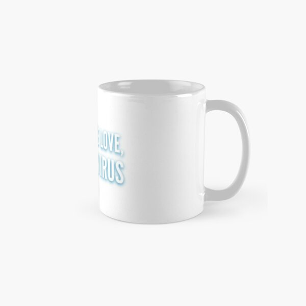 #MakeShiftHappen Classic Mug
