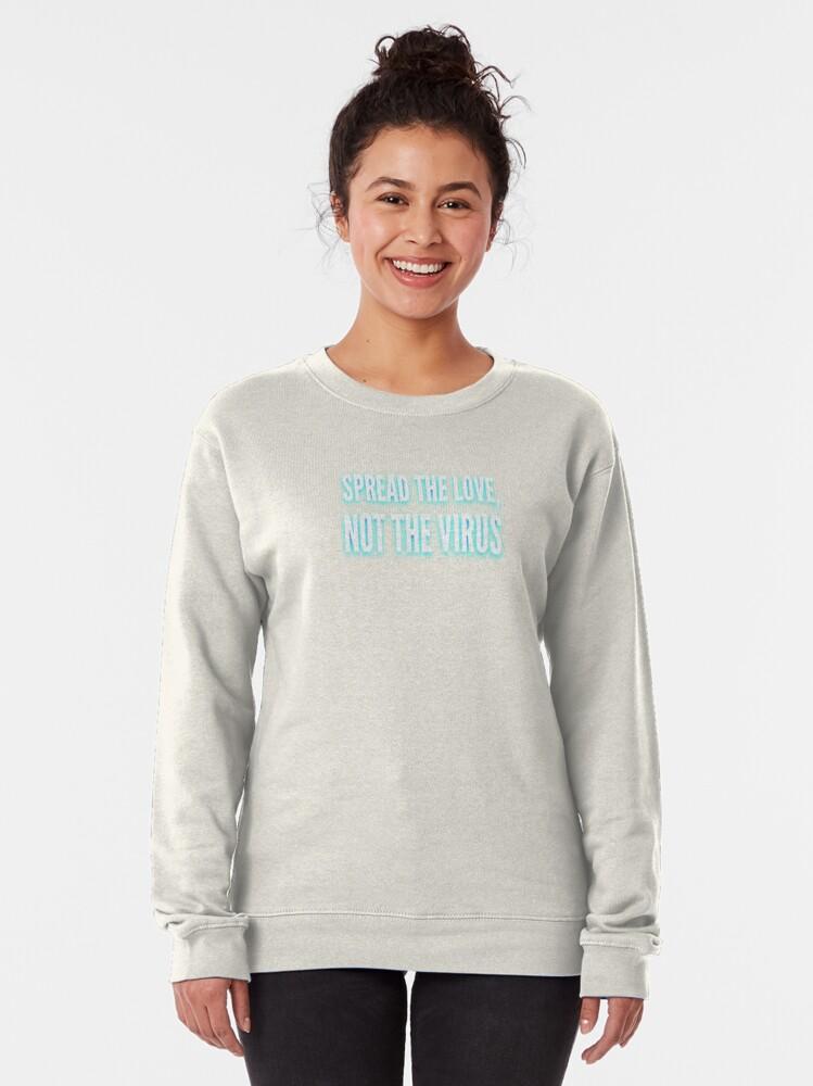 Alternate view of #MakeShiftHappen Pullover Sweatshirt