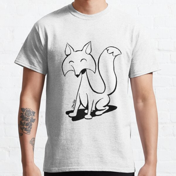 "solo fox from ""Not That Magic"" Classic T-Shirt"