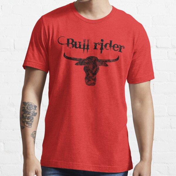 Bull Rider Essential T-Shirt