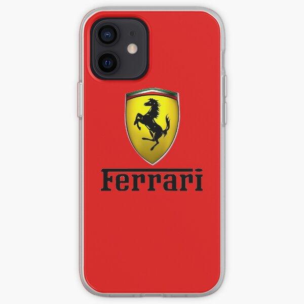 The Ferrari merch iPhone Soft Case