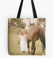 So they went... Tote Bag
