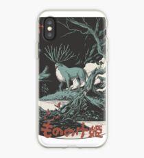 Princess Mononoke iPhone Case