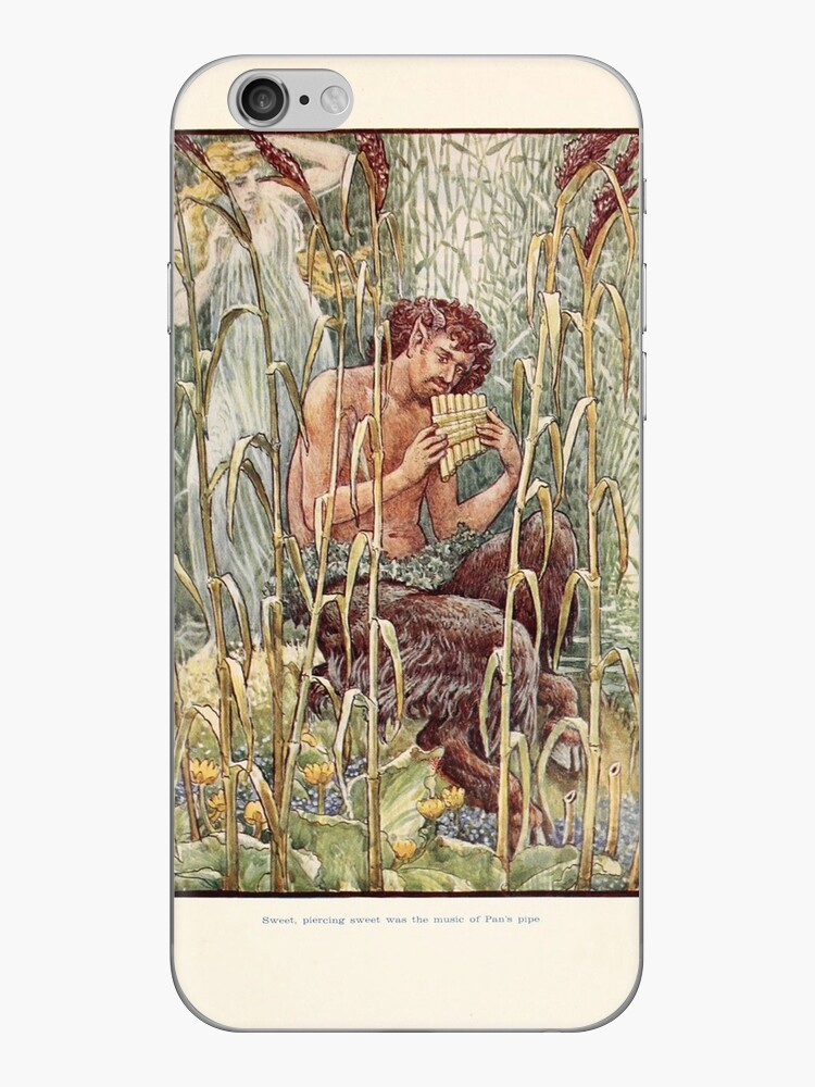 «Pan and his flute» de bandadhira