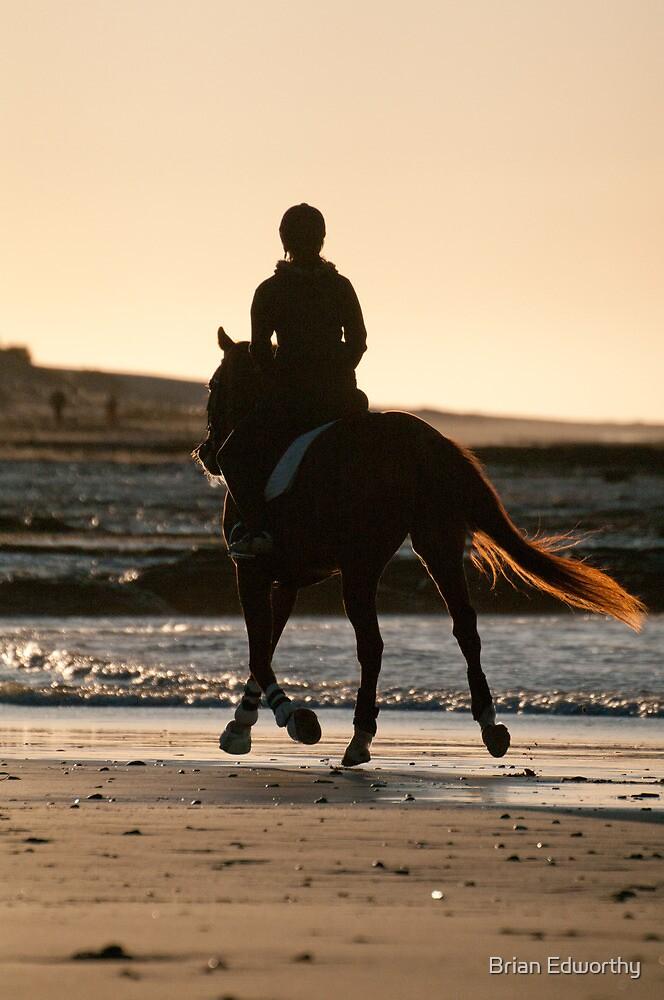 I found myself a good horse by Brian Edworthy