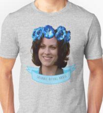MONICA REYES X FILES ANGEL / ALIEN OF THE WORLD T-Shirt