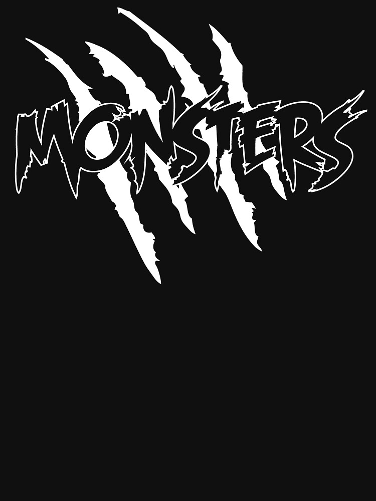 MONSTERS MERCHANDISE | Unisex T-Shirt