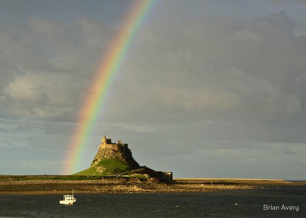 Lindisfarne by Brian Avery
