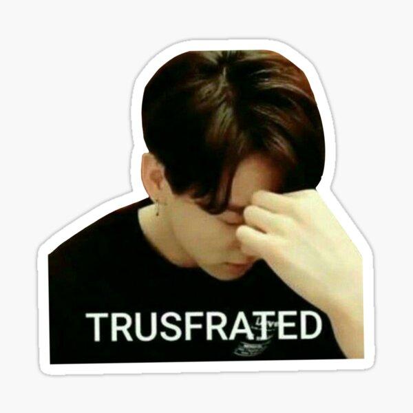 jungkook est tellement FIABLE !!! Sticker