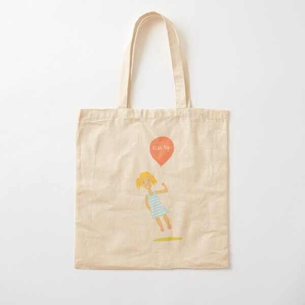 Rise Up  Cotton Tote Bag