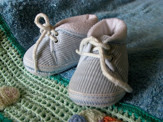 Baby's shoes by BANDERUS MARTIN