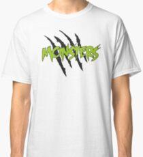 MONSTERS MERCHANDISE ORIGINAL GREEN Classic T-Shirt
